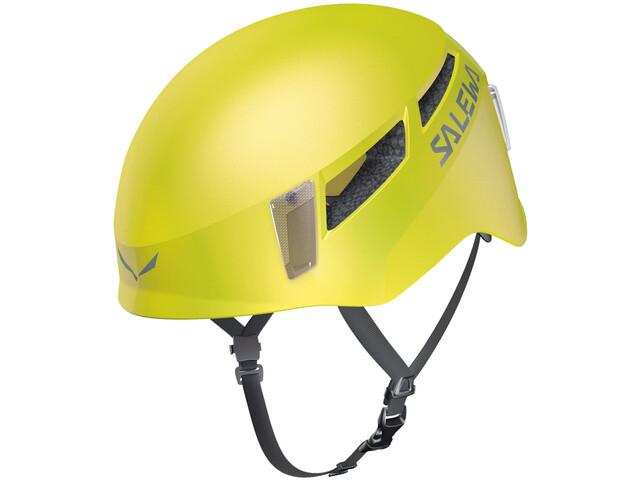 SALEWA Pura Helmet yellow
